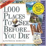 1,000 Places to See Before You Die Page-A-Day Calendar 2019 (Daily)