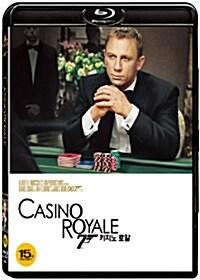 [블루레이] 007 카지노 로얄