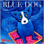 Blue Dog 2019 Wall Calendar (Wall)