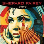 Shepard Fairey 2019 Wall Calendar (Wall)