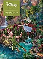 Thomas Kinkade Studios: Disney Dreams Collection 2019 Engagement Calendar (Desk)