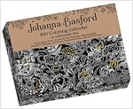 Johanna Basford 2019 Coloring Day-To-Day Calendar (Daily)
