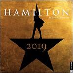 Hamilton 2019 Wall Calendar: An American Musical (Wall)