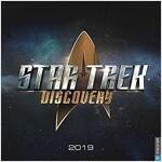 Star Trek Discovery 2019 Wall Calendar (Wall)