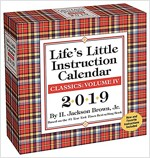 Life's Little Instruction 2019 Day-To-Day Calendar: Classics Volume IV (Daily)