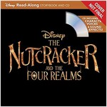 The Nutcracker and the Four Realms Read-Along Storybook and CD (Paperback)