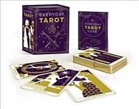 Everyday Tarot Mini Tarot Deck (78-Card Tarot Deck + An 88-Page Mini Book,)