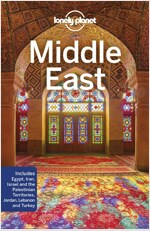 Lonely Planet Middle East (Paperback, 9)