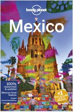 Lonely Planet Mexico (Paperback, 16)