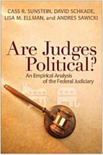 Are Judges Political?: An Empirical Analysis of the Federal Judiciary (Hardcover)