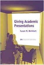 Giving Academic Presentations (Paperback)
