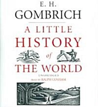A Little History of The World (Audio CD, Unabridged)