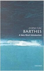 Barthes: A Very Short Introduction (Paperback, 2nd)