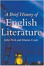 A Brief History of English Literature (Paperback)