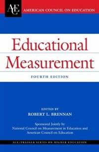 Educational measurement 4th ed