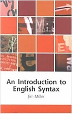 An Introduction to English Syntax (Paperback)