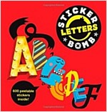Stickerbomb Letters (Paperback, New)