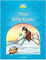 Classic Tales Level 1-10: Three Billy Goats (MP3 pack) (Book & MP3 download , 2nd Edition)