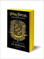 Harry Potter and the Chamber of Secrets - Hufflepuff Edition (Paperback, 영국판)