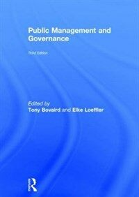 Public management and governance 3rd ed