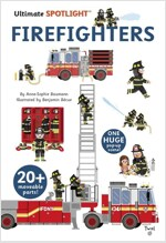Ultimate Spotlight: Firefighters (Hardcover)
