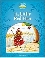 Classic Tales Level 1-6: The Little Red Hen(MP3 pack) (Book & MP3 download , 2nd Edition)