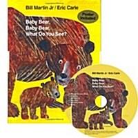 노부영 Baby Bear, Baby Bear, What Do You See? (원서 & CD) (Paperback + CD 1)