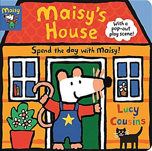 Maisys House: Complete with Durable Play Scene (Board Books)