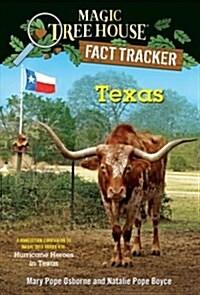 Magic Tree House Fact Tracker #39 : Texas (Paperback)