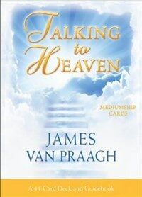 Talking to Heaven Mediumship Cards: A 44-Card Deck and Guidebook (Other)