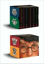 Harry Potter Books 1-7 Special Edition Boxed Set (Paperback 7권, 미국판)