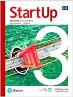 Startup Student Book with App and Myenglishlab, L3 (Paperback)