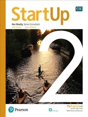 Startup Student Book with App and Myenglishlab, L2 (Paperback)
