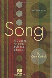 Song: A Guide to Art Song Style and Literature (Paperback, Revised)