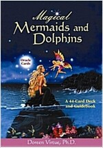 Magical Mermaids and Dolphins Oracle Cards: A 44-Card Deck and Guidebook (Other)
