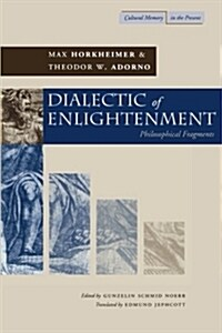 Dialectic of Enlightenment (Paperback)