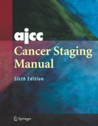 AJCC cancer staging manual 6th ed.