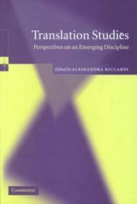 Translation studies : perspectives on an emerging discipline