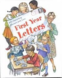 First Year Letters (Hardcover)