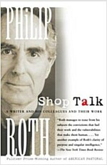 Shop Talk: A Writer and His Colleagues and Their Work (Paperback)
