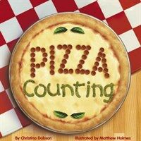 The Pizza Counting Book (Paperback)