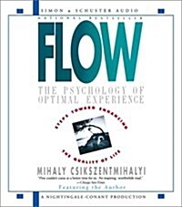 Flow: The Psychology of Optimal Experience (Audio CD)