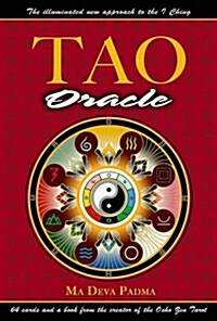 Tao Oracle: An Illuminated New Approach to the I Ching [With 64 Cards] (Hardcover)