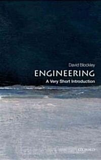 Engineering: A Very Short Introduction (Paperback, New)