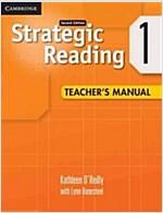 Strategic Reading Level 1 Teacher's Manual (Paperback, 2 Revised edition)