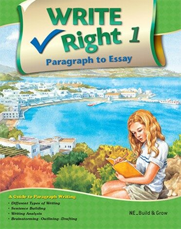 Write Right-Paragraph to Essay 1 (Student Book)