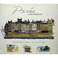 Paris Sketchbook (Hardcover)