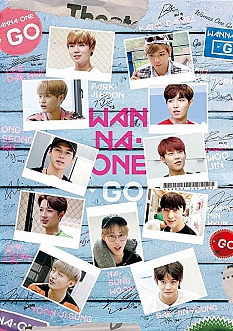 Wanna One GO [DVD] (DVD)