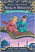 Merlin Mission #6 : Season of the Sandstor (Paperback)