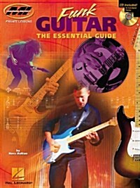 Funk Guitar: Private Lessons Series [With CD] (Paperback)